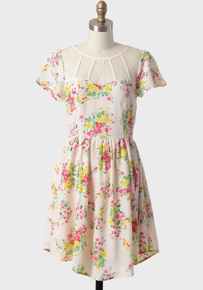 southern belle floral dress dresses pinterest