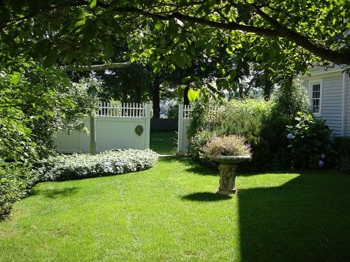 Nice Backyard Designs : Small backyard garden nice  Landscape Design  Pinterest