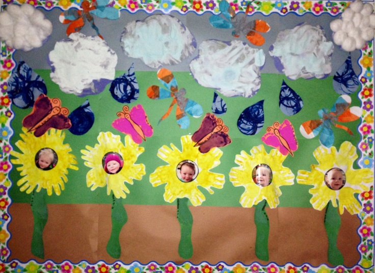 april showers bring may flowers crafts spring activities