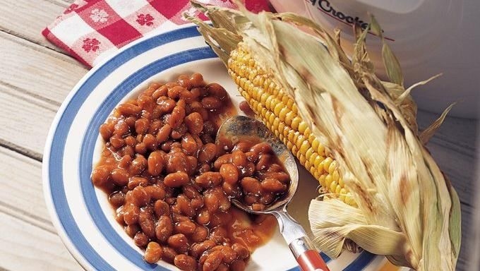 Slow-Cooker Baked Beans | Recipe