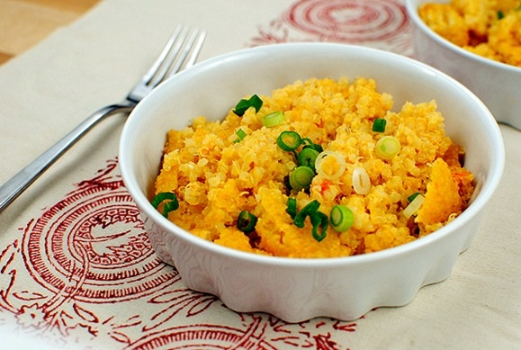 Quinoa Mac and Cheese-yes please!