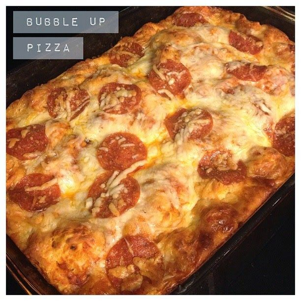seduction: Bubble Up Pizza Recipe | Everything Pizza Calzone ...