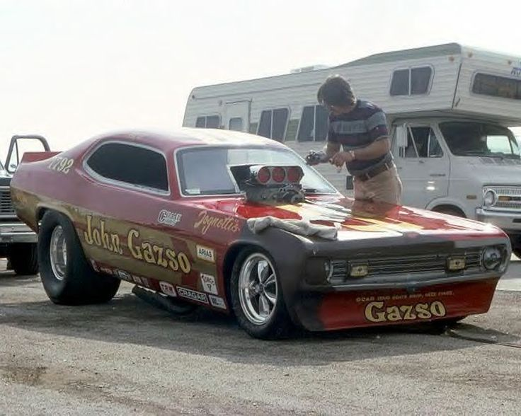 John Gazso Funny Car Vintage Drag Racing Pinterest