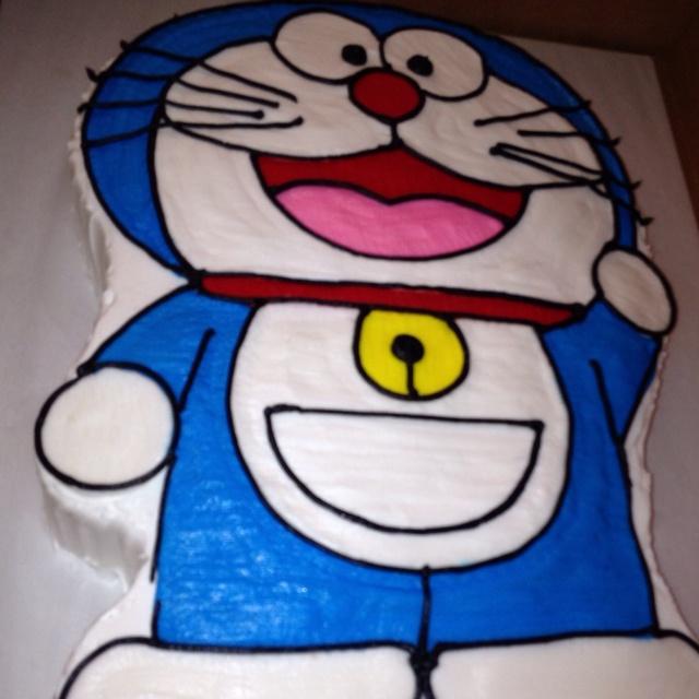 Doraemon Birthday Cake Images Download : Doraemon cake! Cakes Pinterest