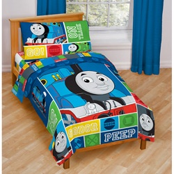 Thomas the train bed in a bag twin