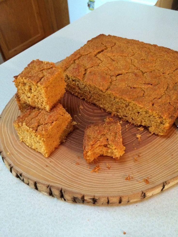 Sweet Potato Cornbread {Gluten Free}. | Laura Beaver | Pinterest