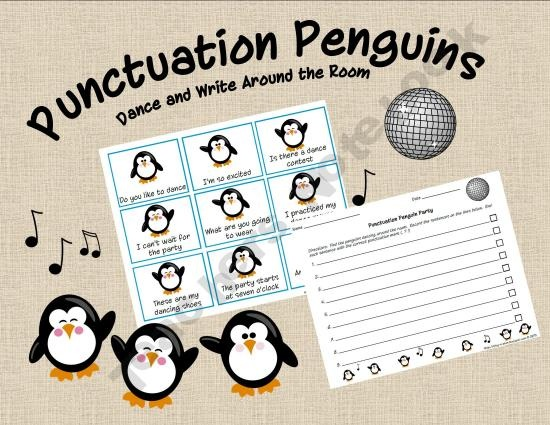 Write the Room: Punctuation