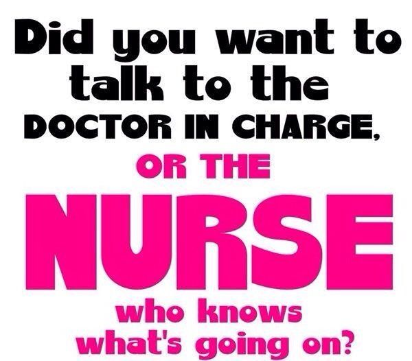 doctor vs nurses Whats the difference between a doctor and a nurse practitioner  the median annual wages of registered nurses were $64,690 and the median annual wages for primary.