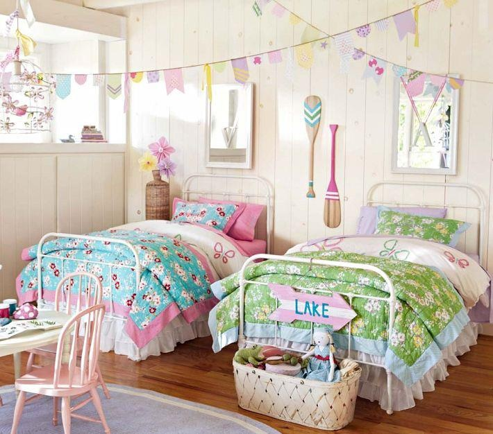 pretty girls room kids rooms pinterest