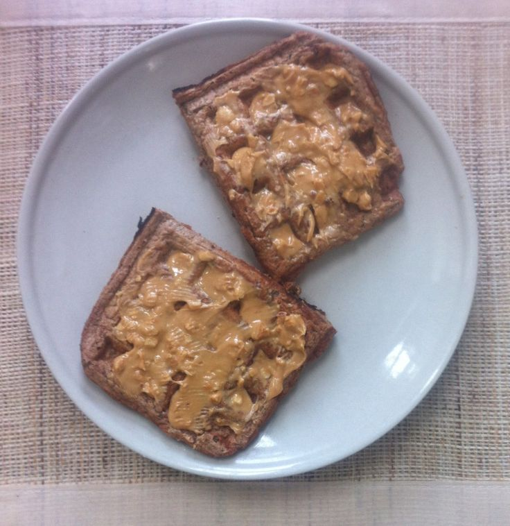 Dark chocolate and Peanut butter waffles- Clean Eating recipe- high # ...