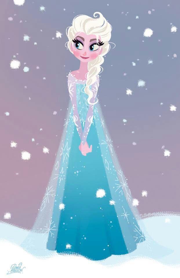 Another beautiful Elsa from princekido (David Gilson)