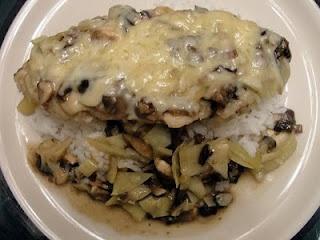 Chicken, mushrooms and artichokes | Recipes | Pinterest