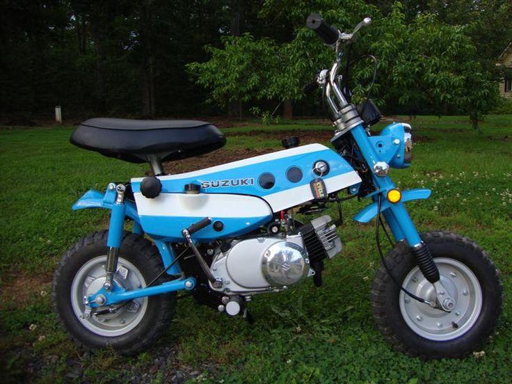Suzuki Trailhopper Mini Bike