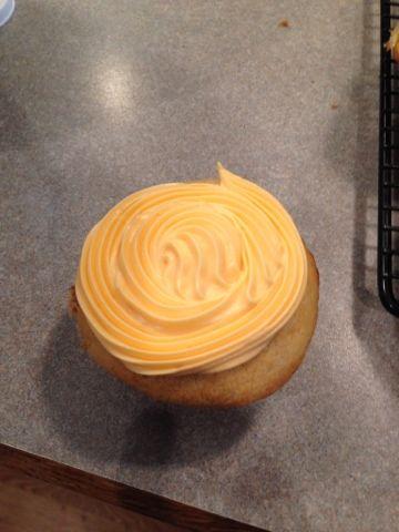 Cupcake Dani: Orange Vanilla Bean Cupcakes
