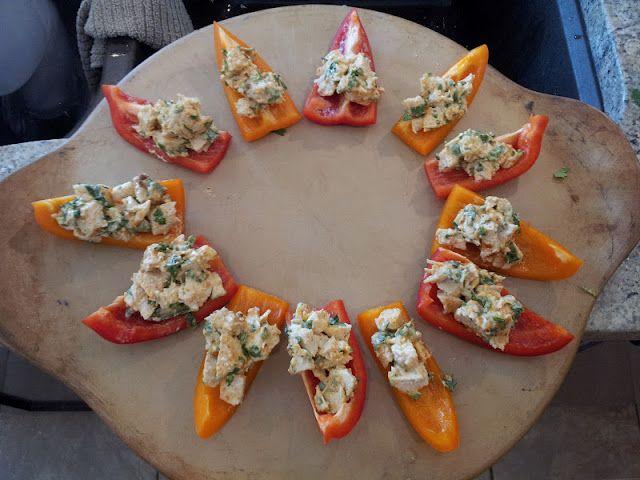 Chicken Fajita Bites | Eat and Be Merry | Recipes | Pinterest