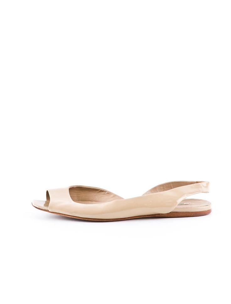 slingback sandal ++ miu miu
