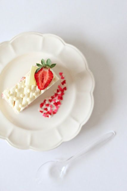 Japanese Strawberry Shortcake | Dessert * | Pinterest