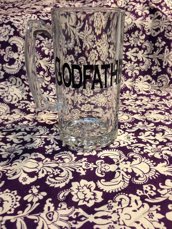 Great Godfather gift www.etsy.com/shop/roxysshoppe www.facebook.com
