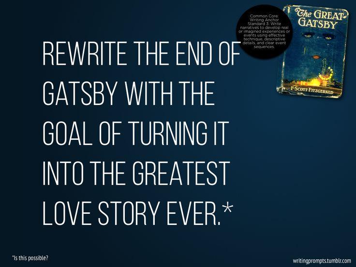 gatsby great essay