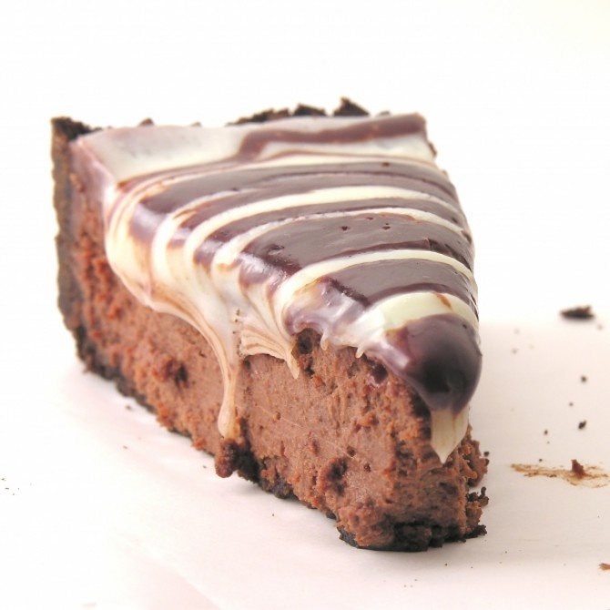 Triple Chocolate Cheesecake | Food and Drink | Pinterest