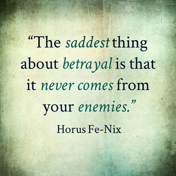 Famous Quotes About Betrayal. QuotesGram