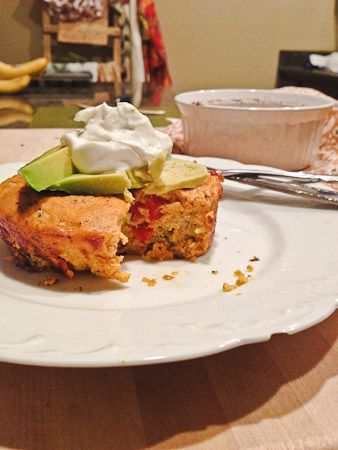 sweet potato quiche 2/3 cup mashed sweet potato + 3/4 cup chopped ...