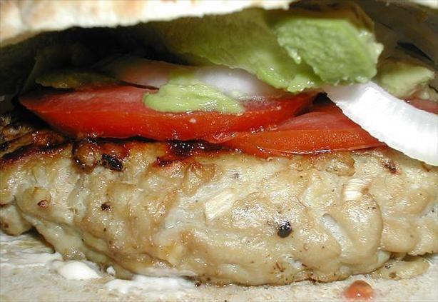 Big Basil Turkey Burgers | Recipe