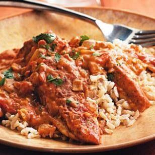 Recipe: Skinny Chicken Tikka Masala | food. | Pinterest