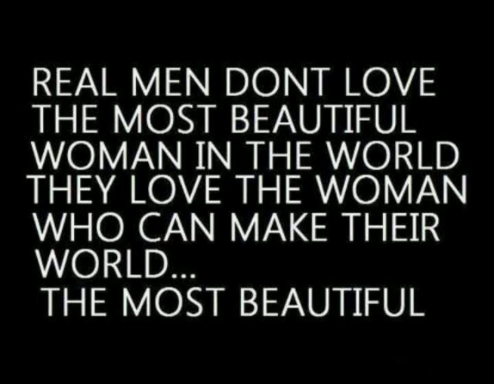 Real Men Quotes Pinterest