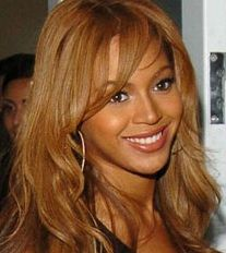 beyoncé dark honey blonde hair color hair style pinterest
