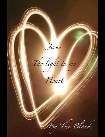 Jesus is the light in my heart | Christian Quotes ...