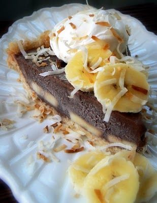 Banana Coconut Ice Cream Pie | Recipes I Must Try: Pies, Tarts and To ...