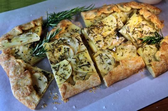 Potato rosemary bread | foodies | Pinterest