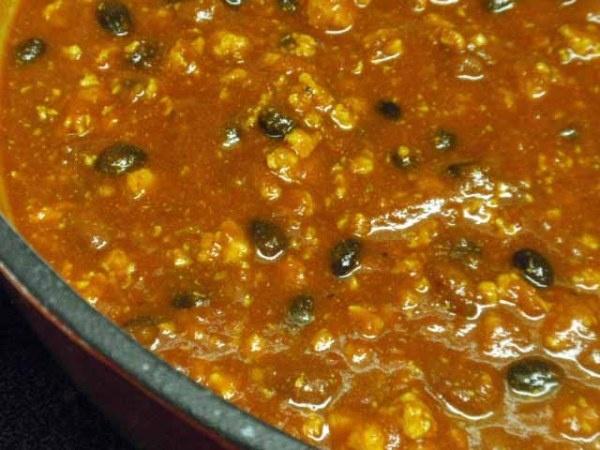 Espinoso Pollo Chili Or Prickly Chicken Chili Recipe — Dishmaps