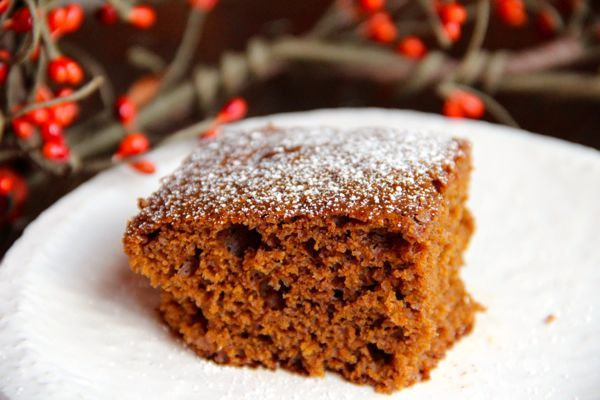 Gingerbread Snacking Cake | Healthy Dessert Recipes By Recipe Rebuild ...