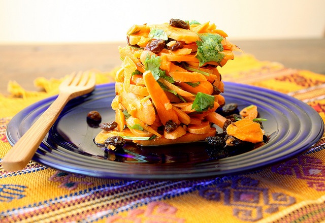 Carrot Salad | Chin Deep: Salads | Pinterest