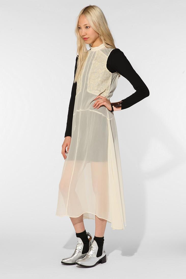 Shakuhachi Nouveau dress