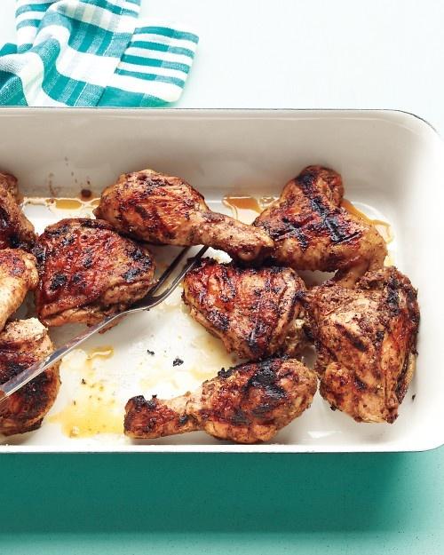Backyard Jerk Chicken - Martha Stewart Recipes