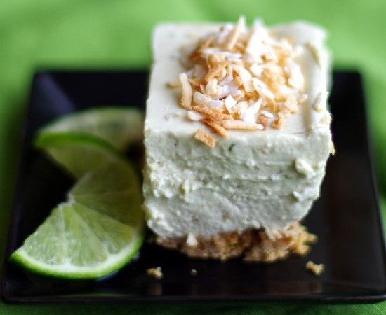 avocado lime cheesecake | Avocado ♥ers | Pinterest