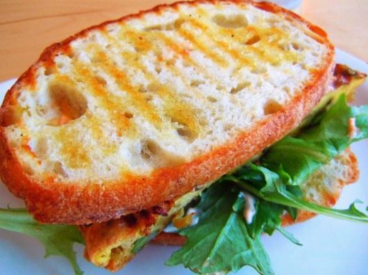 Frittata Breakfast Sandwich | Breakfast | Pinterest