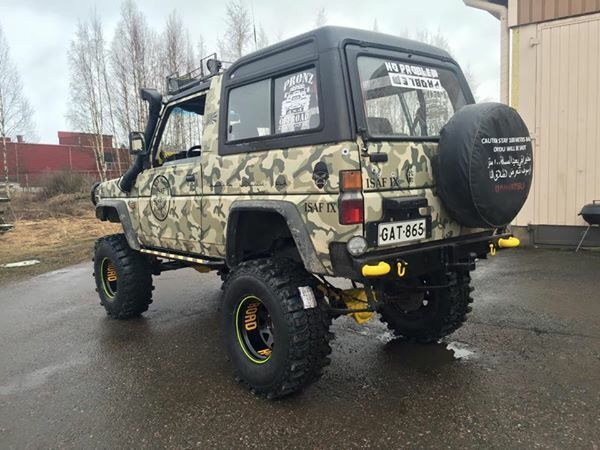 1000+ images about 4WD on Pinterest | Daihatsu, Toyota and Jeeps