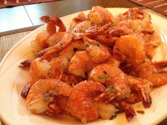 ... -style deep fried shrimp | Food on Friday - Prawns and Shrimp