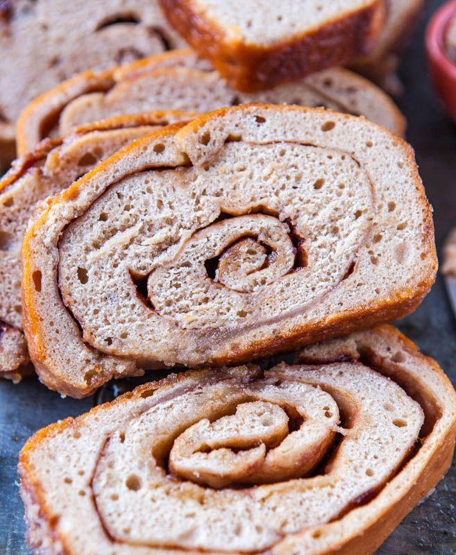 Cinnamon Swirl Bread | Recipe