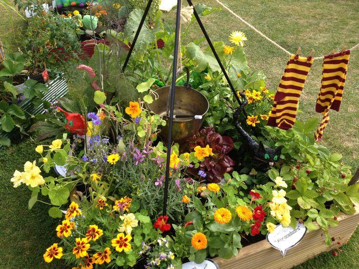 Winnie The Witch Garden Garden Pinterest