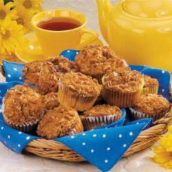 Mini Pumpkin Butterscotch Muffins | Recipe