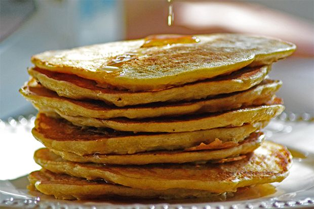 apple pancakes | Pancakes | Pinterest