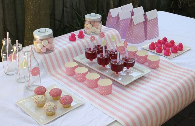 Girls first birthday table decorations photograph girls 1s for 1st birthday decoration ideas for girls