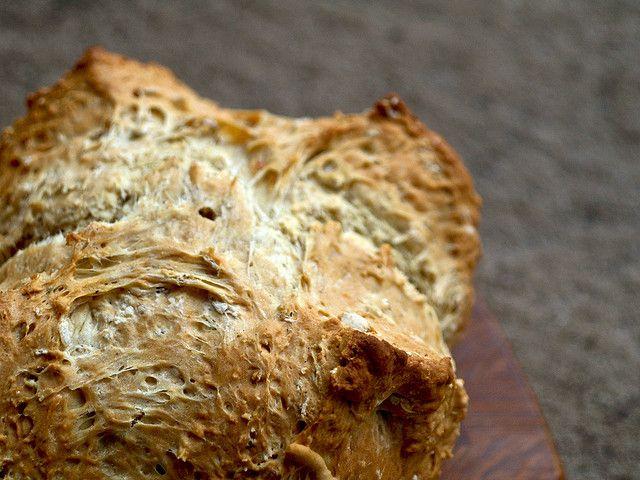 Brown Butter & Black Pepper Irish Soda Bread by Gemma E. Petrie, via ...