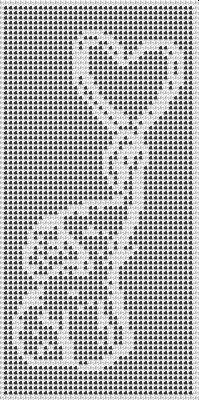 Free Filet Crochet Elephant Pattern : Pin by Tina Gibbons on Superlative Stitchery Crochet ...