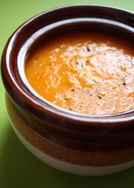 Carrot Apple Ginger Soup | Soup & Stew | Pinterest